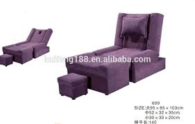 2017 sale with adjustable backrest 609 foot massage sofa chair