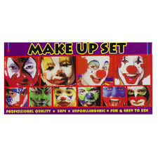 Halloween Makeup Sets by Face Body Paint Oil Painting Art Makeup Set Halloween Party Lot