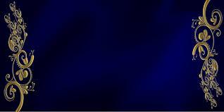 background design navy blue barbara becker blue and gold embellishments2 png dts dance blue