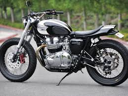 custom amazing triumph bonneville motorcycle custom and