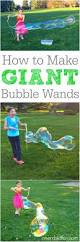 how to make giant bubble wands giant bubble wands giant bubbles
