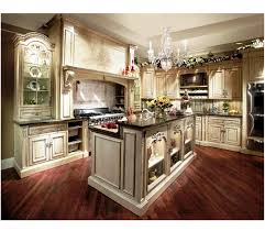 French Country Kitchen Backsplash - appliances french country kitchen with crystal chandelier with