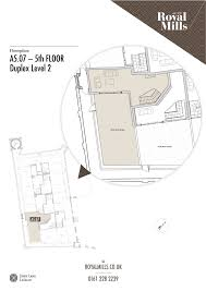 nice floor plans for duplex 7 uk manchester citycentre royalmill