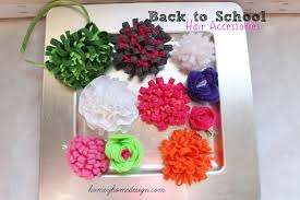 school hair accessories homey home design back to school hair accessories