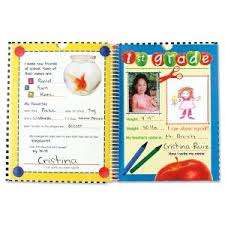 school memories album personalized school supplies kids desk accessories lillian vernon
