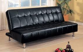 amazon com coaster contemporary futon sofa bed with metal legs