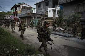 destroying a philippine city to save it from isis allies the new