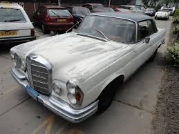 Classic 1960 Mercedes Benz 250 Se Coupe For Sale 622 Dyler