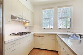modern kitchen cabinets metal st charles metal cabinets mid centry modern kitchen