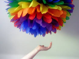 Rainbow Party Decorations Ceilings Are Low So These Are Good Options Instead Of Balloons