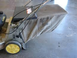 ibid john deere 14sb lawn mower push mower used