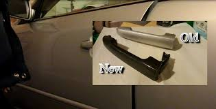 How To Replace Exterior Door by How To Replace A Hyundai Sonata Door Handle 2006 2010 Youtube