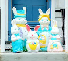 Easter Lights And Decorations by Outdoor Easter Decorations Pictures To Inspire Ideas