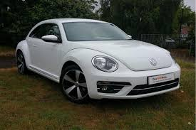 used volkswagen beetle cars for sale motors co uk