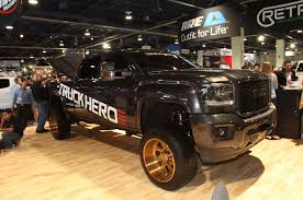 monster jam truck show 2015 sema 2015 south hall feature trucks suvs