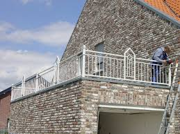 balkon gitter ziergitter metallbau scheuvens