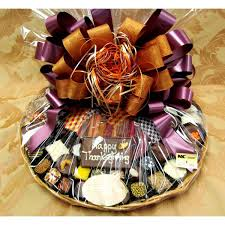thanksgiving chocolate treat platter le chocolatier
