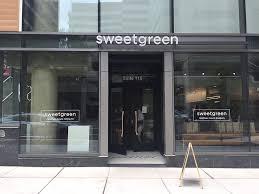 Sweetgreen Rosslyn Sweetgreen To Open Next Week Arlnow Com