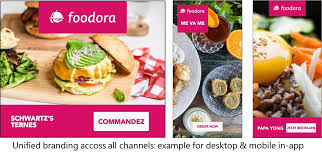 adventori becomes foodora u0027s 1st party ad server adventori