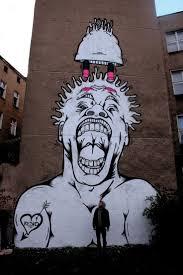 1176 best museum of street art no 8 images on pinterest urban artist resko 84
