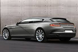 aston martin sedan bertone u0027s geneva concept is an aston martin rapide shooting brake