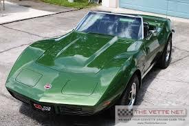 1973 corvette convertible for sale thevettenet com 1973 convertible corvette details