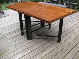 handmade gateleg table by five fork studio custommade com