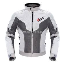 motorcycle jackets for men with armor online shop duhan men u0027s breathable mesh motorcycle riding jacket