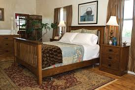 Amish Bedroom Furniture Mission Style American Made Solid Wood Bedroom Furniture Mattress Gallery By