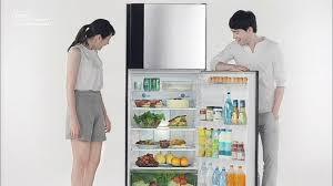 mitsubishi electric refrigerator hd โฆษณาต เย น mitsubishi electric tvc youtube