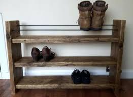 wooden shoe rack woodworking plans baxton studio pocillo wood shoe