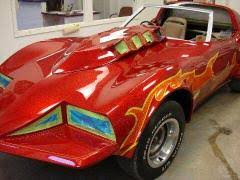 corvette summer cost to ship a corvette summer car to orleans