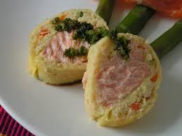 cuisiner des gardons recette ballottine duo saumon bar et asperges du val de loire