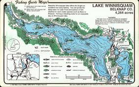 Florida Lakes Map by Mark Evans Maps