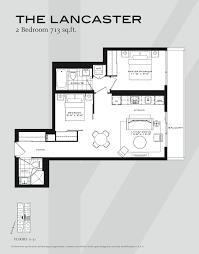 28 2 bedroom condo floor plan suite 105 1 270 sq ft 2 the britt condos the britt condos 2 bedroom floor plans