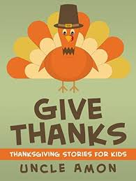 children books give thanks thanksgiving stories for