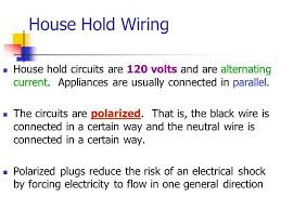 using electricity in the home ppt video online download