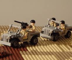 lego army humvee lego jeep created in solidworks 5 steps