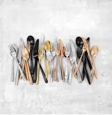 a new look for forks knives and spoons above u0026 beyondabove