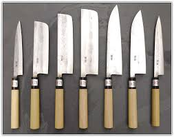 Japanese Folded Steel Kitchen Knives - japanese folded steel kitchen knives home design ideas