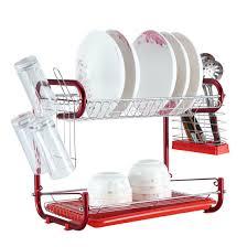 Dish Rack And Drainboard Set Popular Steel Dish Rack Buy Cheap Steel Dish Rack Lots From China