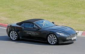 2018 aston martin db11 v 2018 aston martin db11 volante review top speed