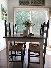 how to refinish kitchen cabinets white kitchen table how to paint furniture black like pottery barn