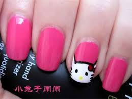 cute hello kitty nail art designs u0026 ideas 2013 2014 fabulous