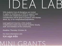 ideas for creative exploration ice u2013 university of georgia news