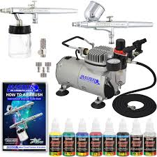 airbrush paint kit airbrushing