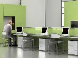 Green Interior Design by Small Office Interior Design Photos 27 Energizing Home Office