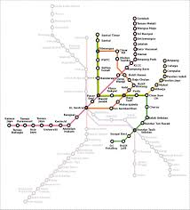Valley Metro Rail Map by Rapid Rail Malaysia U2014 Map Lines Route Hours Tickets