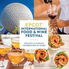 new cookbook celebrates 20 years of epcot international food