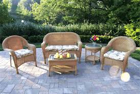 furniture wicker patio table wicker patio patio furniture wicker